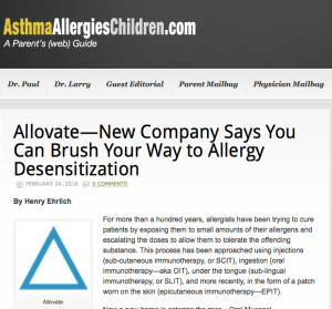 astha allergicies children